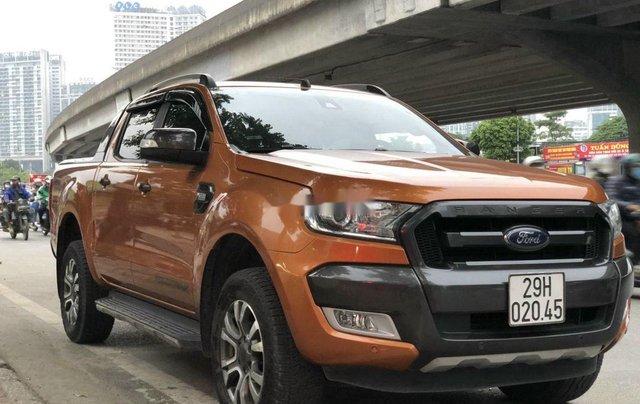 Bán Ford Ranger năm sản xuất 2016, xe nhập còn mới2