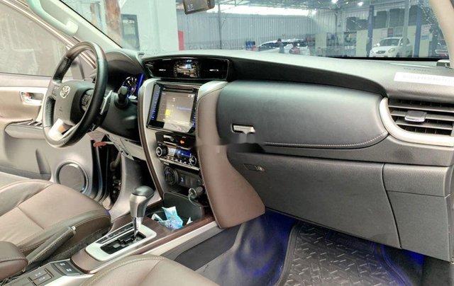 Bán Toyota Fortuner năm sản xuất 2018, màu nâu, xe nhập5