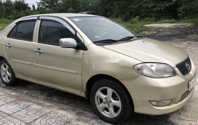 Bán Toyota Vios sản xuất năm 2005 còn mới, giá tốt2