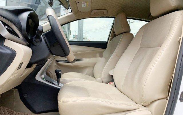 Bán Toyota Vios G 1.5CVT đời 2020, màu trắng số tự động, giá chỉ 540 triệu7