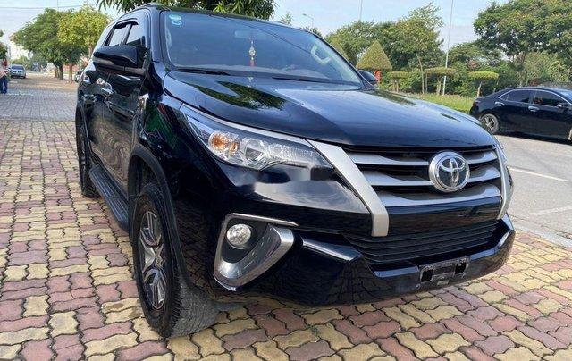 Cần bán Toyota Fortuner năm 2017, nhập khẩu nguyên chiếc còn mới, 810tr1