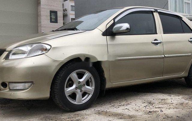 Bán Toyota Vios sản xuất năm 2005 còn mới, giá tốt0