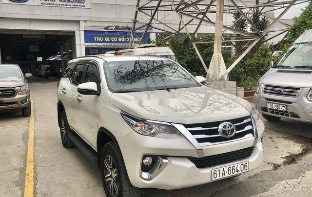 Cần bán Toyota Fortuner đời 2019, màu trắng, xe nhập số tự động, giá tốt0