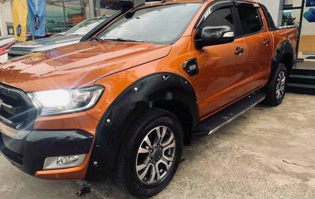 Bán Ford Ranger năm sản xuất 2018, nhập khẩu nguyên chiếc còn mới, giá tốt2