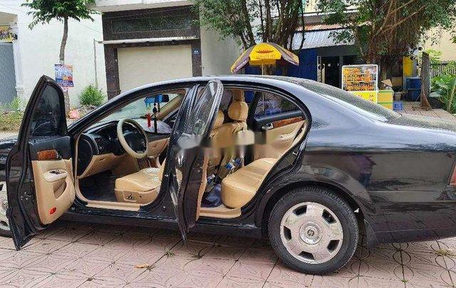 Bán Daewoo Magnus đời 2004, màu đen, xe nhập, giá 115tr2