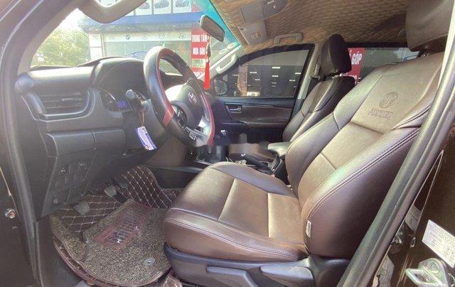 Cần bán Toyota Fortuner năm 2017, nhập khẩu nguyên chiếc còn mới, 810tr7
