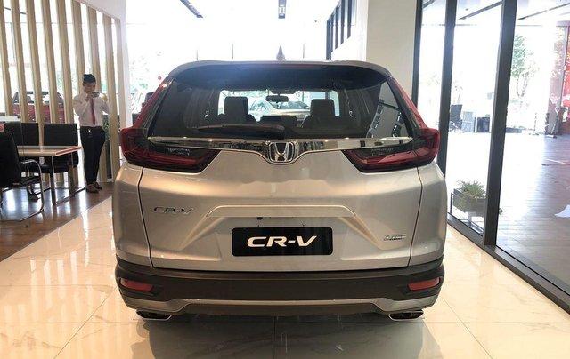 Bán ô tô Honda CR V năm sản xuất 2021, màu xám4