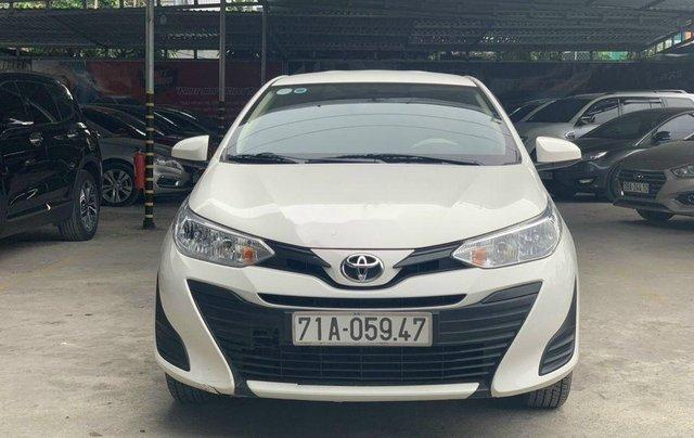 Cần bán Toyota Vios năm 2018 còn mới, 415tr1