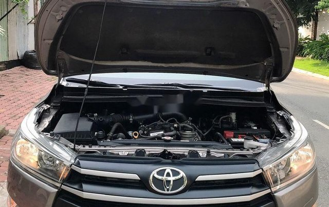 Bán Toyota Innova 2.0G đời 2018, màu nâu. BSTP5