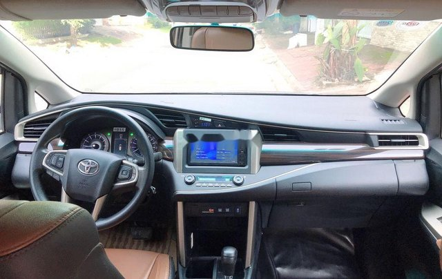 Bán Toyota Innova 2.0G đời 2018, màu nâu. BSTP7