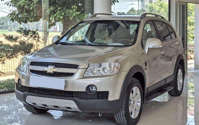 Bán xe Chevrolet Captiva đời 2008 số sàn, giá 308tr0