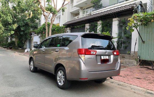 Bán Toyota Innova 2.0G đời 2018, màu nâu. BSTP4