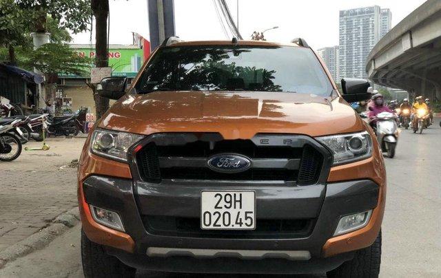 Bán Ford Ranger năm sản xuất 2016, xe nhập còn mới0