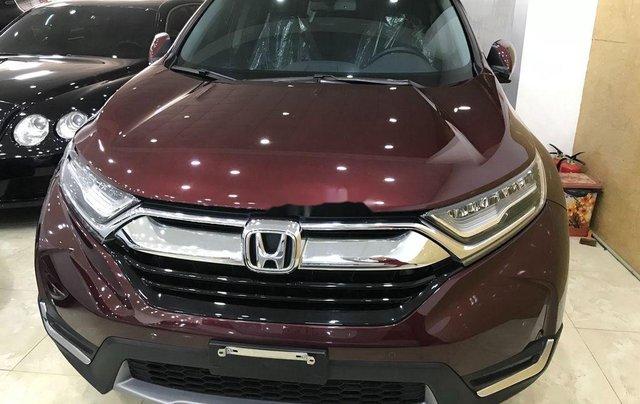 Bán Honda CR V 1.5L năm 2019, màu đỏ0