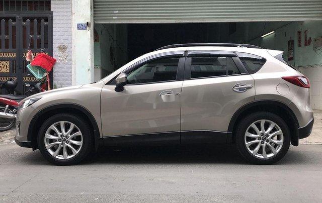 Cần bán xe Mazda CX 5 sản xuất năm 2013 xe gia đình, còn mới6