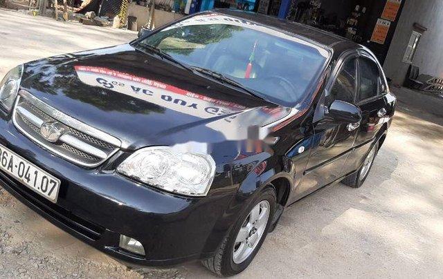 Cần bán xe Daewoo Lacetti sản xuất 2009, nhập khẩu nguyên chiếc giá cạnh tranh1