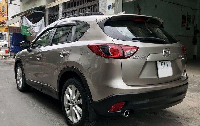 Cần bán xe Mazda CX 5 sản xuất năm 2013 xe gia đình, còn mới4