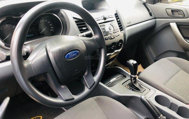 Cần bán lại xe Ford Ranger đời 2014, màu bạc xe gia đình giá chỉ 465 triệu đồng3