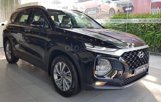 Hyundai SantaFe 2020 giảm 40 triệu - tặng phụ kiện khủng0