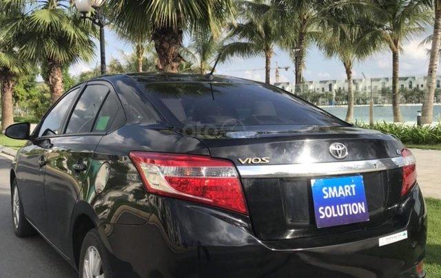 Cần bán gấp với giá ưu đãi nhất chiếc Toyota Vios đời 2018, xe giá tốt, động cơ ổn định5