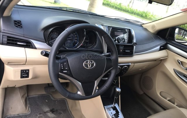 Cần bán gấp với giá ưu đãi nhất chiếc Toyota Vios đời 2018, xe giá tốt, động cơ ổn định14
