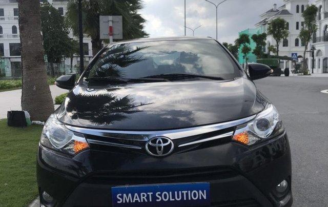 Cần bán gấp với giá ưu đãi nhất chiếc Toyota Vios đời 2018, xe giá tốt, động cơ ổn định0