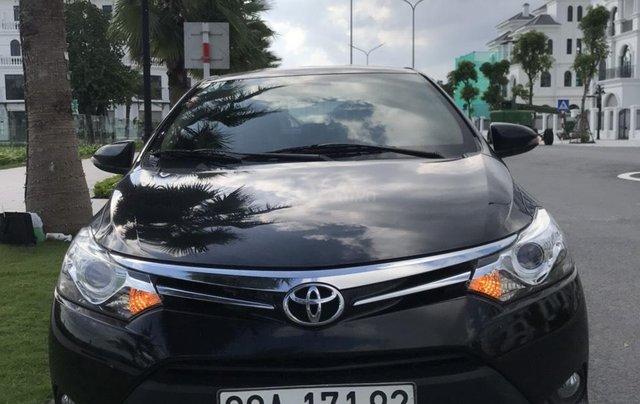 Cần bán gấp với giá ưu đãi nhất chiếc Toyota Vios đời 2018, xe giá tốt, động cơ ổn định4