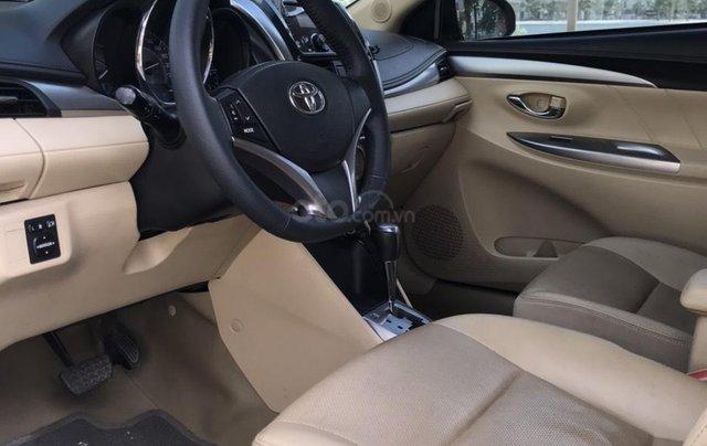 Cần bán gấp với giá ưu đãi nhất chiếc Toyota Vios đời 2018, xe giá tốt, động cơ ổn định11