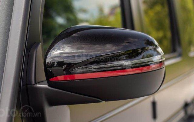Bán xe Mercedes G63 Trail Package sản xuất 2020, màu đen3
