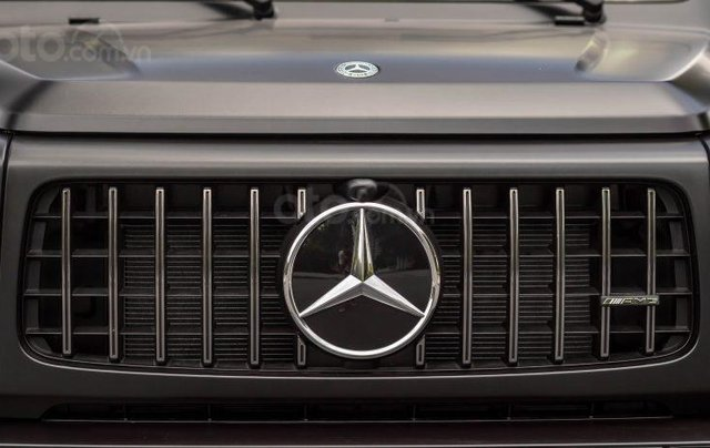 Bán xe Mercedes G63 Trail Package sản xuất 2020, màu đen4