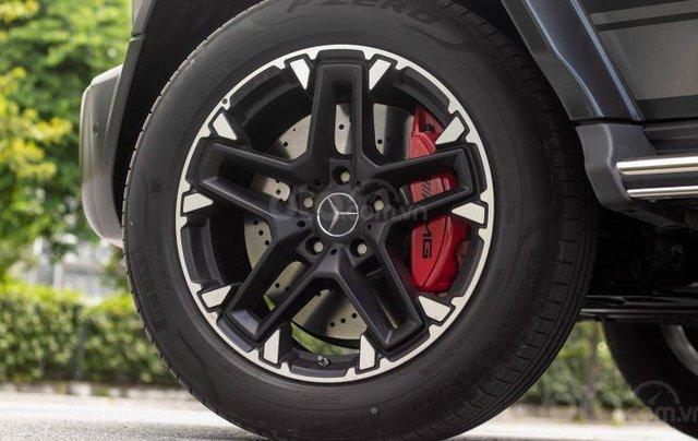 Bán xe Mercedes G63 Trail Package sản xuất 2020, màu đen6