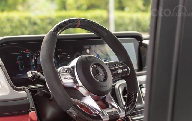 Bán xe Mercedes G63 Trail Package sản xuất 2020, màu đen7