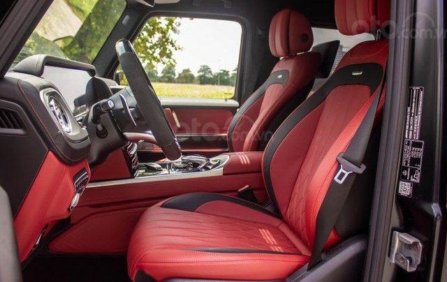 Bán xe Mercedes G63 Trail Package sản xuất 2020, màu đen12