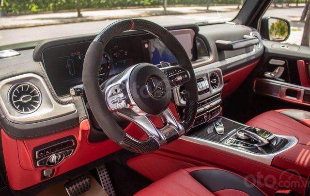 Bán xe Mercedes G63 Trail Package sản xuất 2020, màu đen13