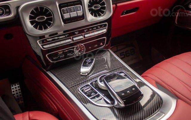 Bán xe Mercedes G63 Trail Package sản xuất 2020, màu đen11