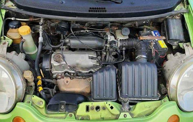 Bán Daewoo Matiz sản xuất năm 2005, màu xanh, giá chỉ 63 triệu2