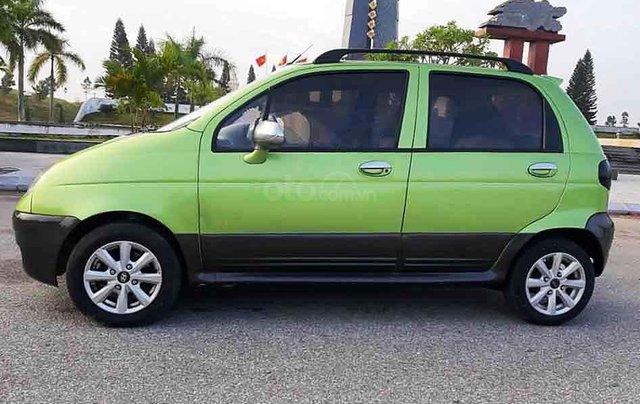 Bán Daewoo Matiz sản xuất năm 2005, màu xanh, giá chỉ 63 triệu0