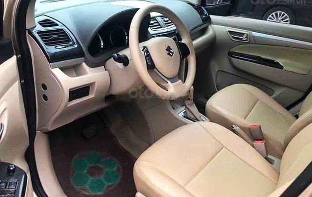 Cần bán Suzuki Ertiga năm 2015, màu vàng cát, nhập khẩu 3