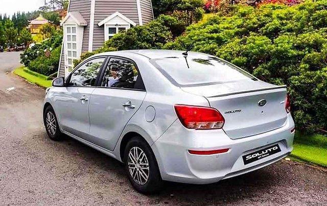 Cần bán xe Kia Soluto sản xuất năm 2020, màu bạc3