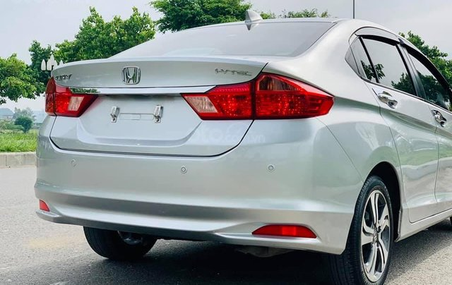 Bán ô tô Honda City năm 2016, màu bạc, giá tốt1
