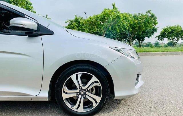 Bán ô tô Honda City năm 2016, màu bạc, giá tốt3