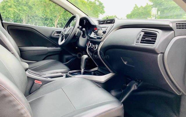 Bán ô tô Honda City năm 2016, màu bạc, giá tốt8