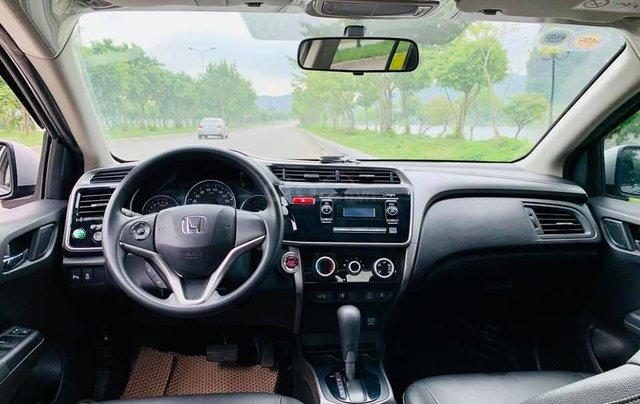 Bán ô tô Honda City năm 2016, màu bạc, giá tốt5