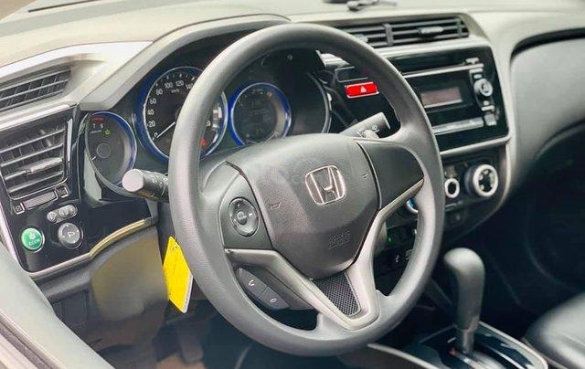 Bán ô tô Honda City năm 2016, màu bạc, giá tốt7