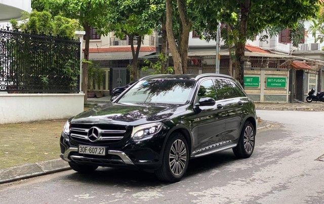 [Hot] siêu phẩm Mercedes GLC250 đen nội thất nâu cafe1