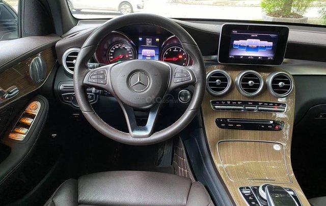 [Hot] siêu phẩm Mercedes GLC250 đen nội thất nâu cafe5