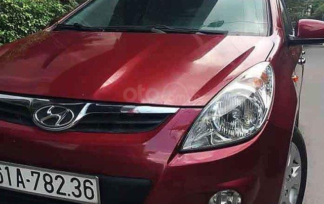 Bán ô tô Hyundai i20 2011, xe nhập khẩu, giá 265tr0