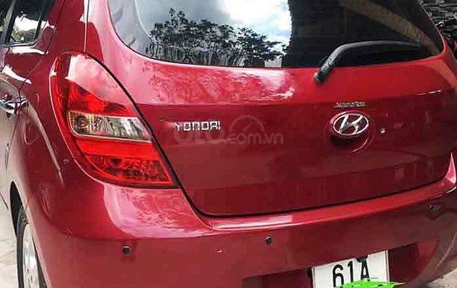 Bán ô tô Hyundai i20 2011, xe nhập khẩu, giá 265tr1