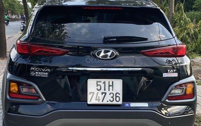 Bán xe Kona 1.6 Turbo 2019, xe gia đình0
