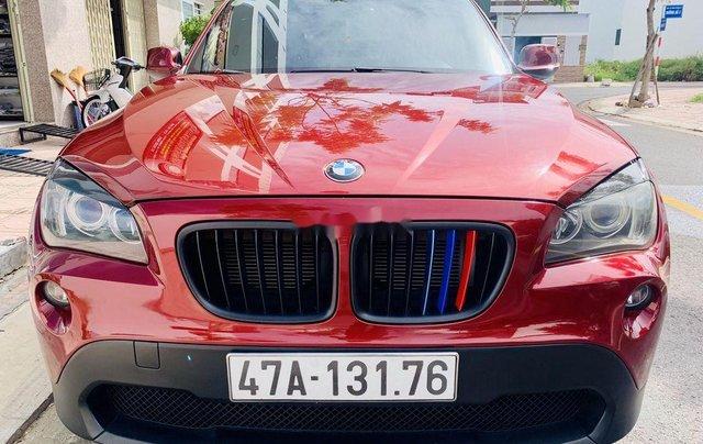 Bán BMW X1 năm 2010, màu đỏ, xe nhập, đẹp xuất sắc0